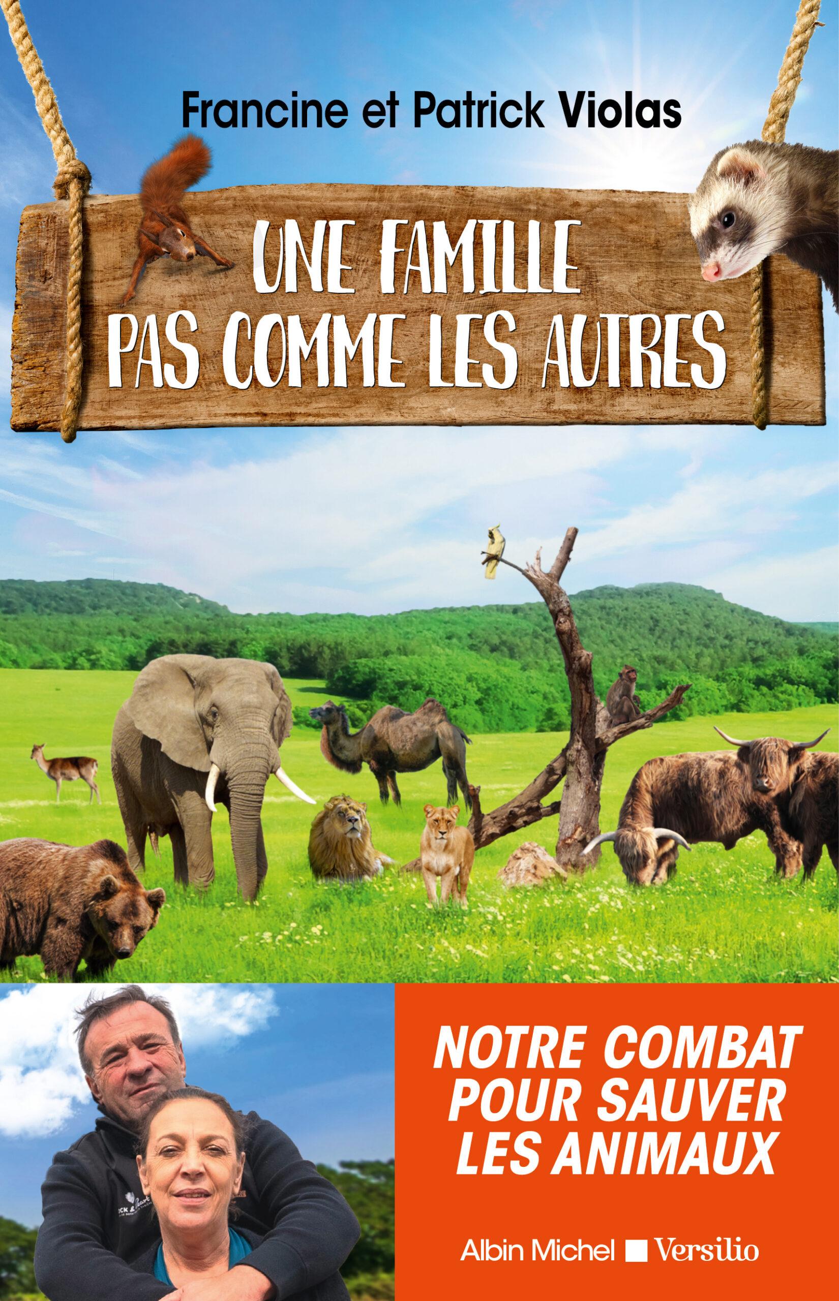 Livre-la-tanière-une-famille-pas-comme-les-autres