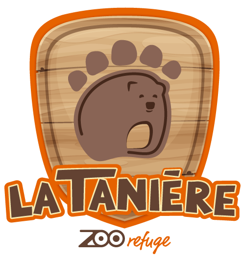 Boutique – Zoo-refuge La Tanière Logo